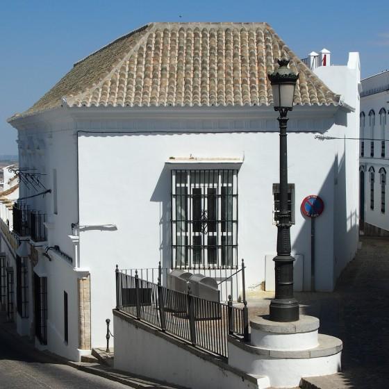 Rehabilitación parcial de inmueble en c/ Victoria nº9 de Medina Sidonia